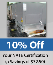 10% Off, HVAC Courses in Flint, MI
